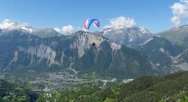 Vol en Parapente et Pilotage à l'Alpe d'Huez
