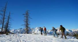 Séance de Nordic Walking à Briançon