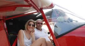 Pilotage d'un ULM à Ajaccio