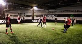 Séance de Foot Indoor à Noisy Le Grand