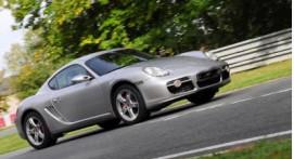 Pilotage en Porsche Cayman S - Circuit de Bresse
