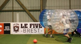 Bubble Bump à Brest