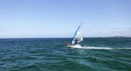 Cours de Windsurf près de Saint-Malo
