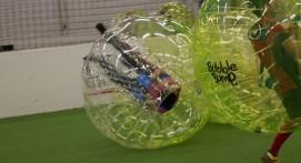 Séance de Bubble Bump à Albi