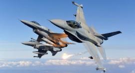 Simulateur d'avion de chasse F16 Fighting Falcon près de Genève