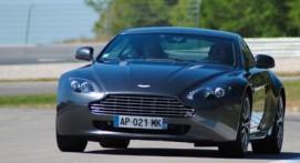 Stage de Pilotage en Aston Martin V8 Vantage - Circuit du Laquais