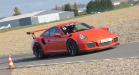 Pilotage d'une Porsche 991 GT3 RS - Circuit de Fontenay le Comte