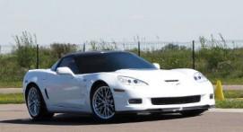 Baptême de Vitesse en Corvette Z06 - Circuit de Salon-de-Provence