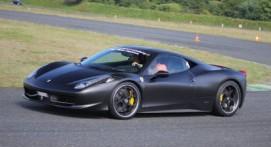 Baptême en Ferrari 458 Italia - Circuit de Lohéac
