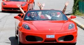 Baptême en Ferrari F430 à Nice