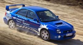 Stage de Pilotage en Subaru Groupe A - Circuit Henri Bellin