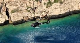 Vol en Hélicoptère au dessus des Gorges du Verdon