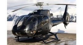 Vol en hélicoptère aux 3 Vallées