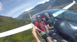 Vol en Planeur à Albertville