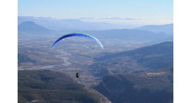 Stage initiation parapente Laragne-Monteglin