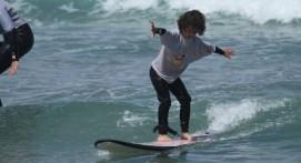 Week-end de Surf près de Bayonne