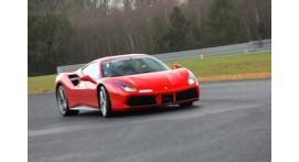 Baptême en Ferrari 488 GTB - Circuit de Lohéac