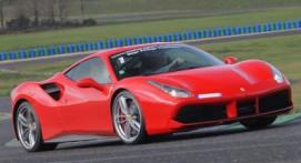 Baptême en Ferrari 488 GTB - Circuit de Fontenay le Comte