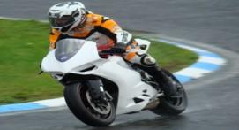 Stage de Pilotage en Ducati 959 Panigale - Circuit du Mans