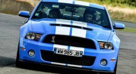 Stage de Pilotage en Mustang Shelby GT500 - Circuit de l'Auxois