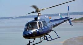Vol en Hélicoptère au dessus de la Vendée