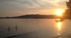 Randonnée en Paddle à Marseille