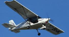 Pilotage d'un ULM Multiaxes près de Meaux
