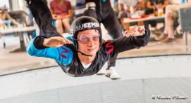 Simulateur de chute libre à Lille