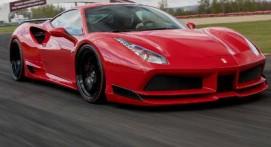 Stage de Pilotage en Ferrari 488 - Circuit de Pau-Arnos