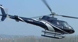 Baptême en hélicoptère près de Deauville
