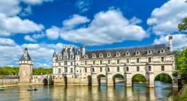 Baptême en hélicoptère au dessus des Châteaux de la Loire