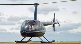 Initiation au pilotage d'hélicoptère au dessus de la Vallée de la Chevreuse