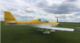 Initiation au pilotage d'avion à Beaune
