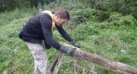 Stage de survie archerie à Millau