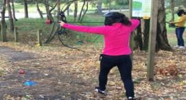 Archery Game à Poitiers