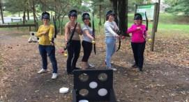 Archery Game à Blois