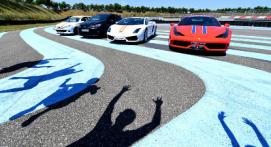 Stage de Pilotage Multivolant en Lamborghini et Ferrari - Circuit de l'Anneau du Rhin