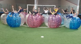 Bubble Football à Salon-de-Provence