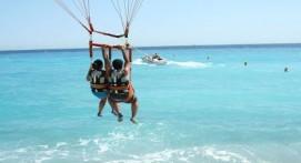 Vol en Parachute Ascensionnel à Nice