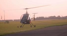 Baptême en ULM Hélicoptère Ultraléger près de Saint-Quentin