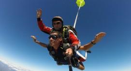 Saut en Parachute Tandem à Abbeville