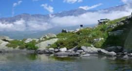 Baptême de plongée en lac d'altitude et excursion en 4x4 à Val Cenis
