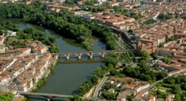 Vol en avion à la découverte de Montauban