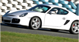 Stage de Pilotage en Porsche Cayman S - Circuit de Bordeaux Mérignac