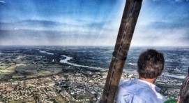 Vol en montgolfière à Nantes