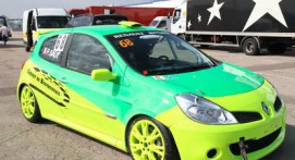 Stage de Pilotage en Renault Clio 3 Cup - Circuit du Bourbonnais