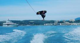 Tour de Wakeboard ou de Ski nautique à Saint Laurent Du Var
