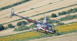 Baptême en Hélicoptère dans le Tarn  - Vol en hélicoptère à Albi