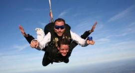 Saut en Parachute Tandem proche de Paris