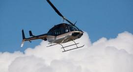 Vol En Hélicoptère au dessus de la Loire